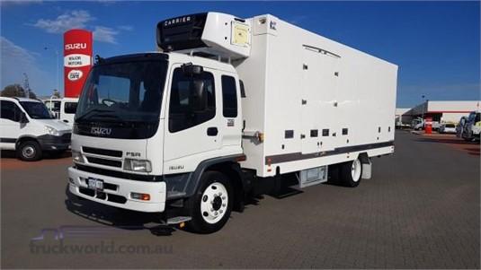 2007 Isuzu FSR 700 Trucks for Sale