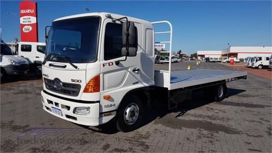2008 Hino 500 Series 1024 FD - Trucks for Sale