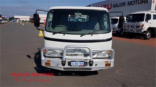 2008 Hino 300 Series 816 Major Motors - Trucks for Sale