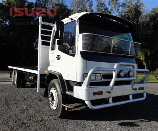 2007 Isuzu FVY1400 Used Isuzu Trucks - Trucks for Sale