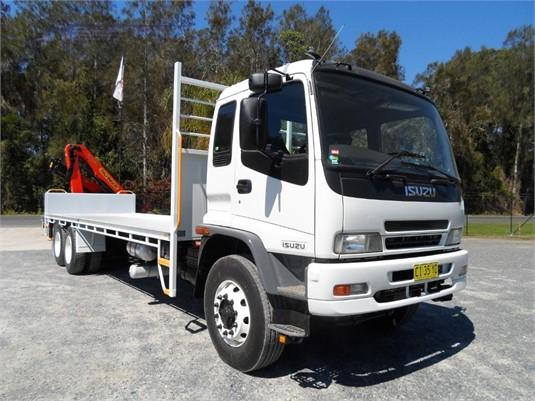 2006 Isuzu FVZ 1400 Long - Trucks for Sale