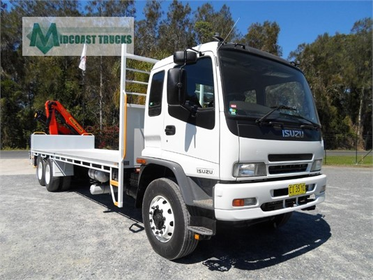 2006 Isuzu FVZ 1400 Long Midcoast Trucks - Trucks for Sale