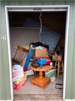 August Online Storage Unit Auction
