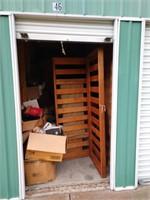 August Online Storage Unit Auction