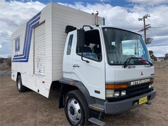 1998 Mitsubishi Fighter FM8.0 - Trucks for Sale