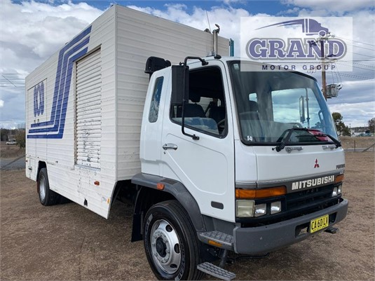 1998 Mitsubishi Fighter FM8.0 Grand Motor Group - Trucks for Sale