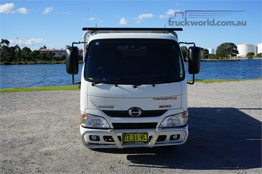 2014 Hino 300 Series Suttons Trucks - Trucks for Sale