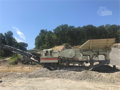 NORDBERG Crusher Aggregate Equipment For Sale - 38 Listings