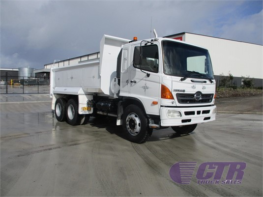 2007 Hino 500 Series 2627 FM CTR Truck Sales - Trucks for Sale