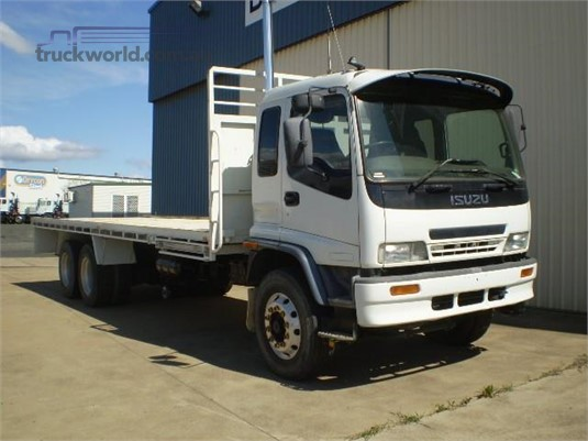 2004 Isuzu FVZ 1400 Black Truck Sales - Trucks for Sale