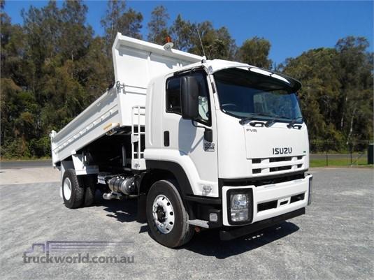 2010 Isuzu FVD 1000 Trucks for Sale