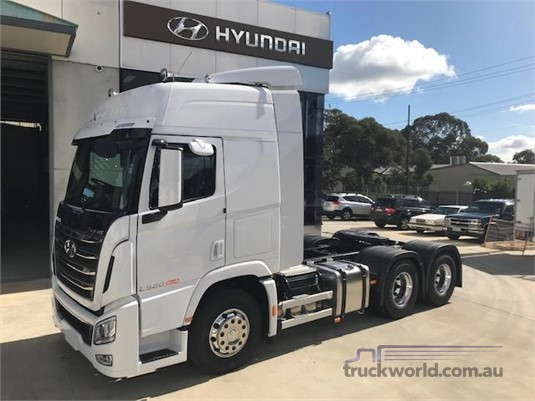 2019 Hyundai Xcient Adelaide Quality Trucks - Trucks for Sale