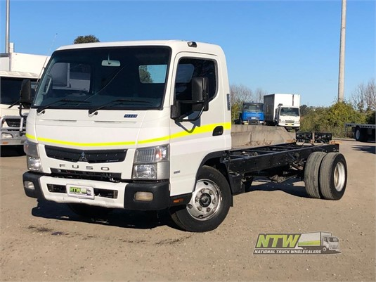 2011 Fuso Canter 918 National Truck Wholesalers Pty Ltd - Trucks for Sale