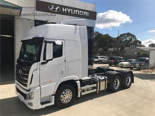 2019 Hyundai Xcient AD Hyundai Trucks & Commercial Vehicles - Trucks for Sale