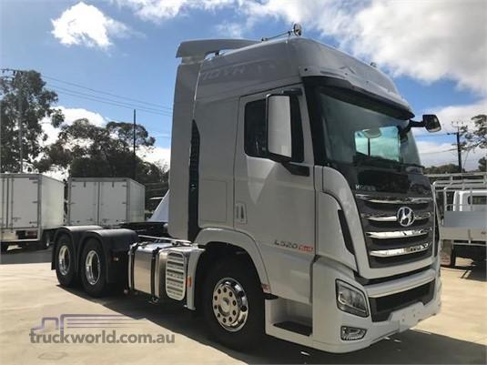 2019 Hyundai Xcient AD Hyundai Trucks & Commercial Vehicles - Trucks for Sale