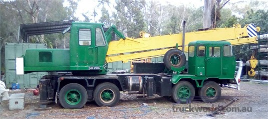 1972 Kato NK20A - Heavy Machinery for Sale