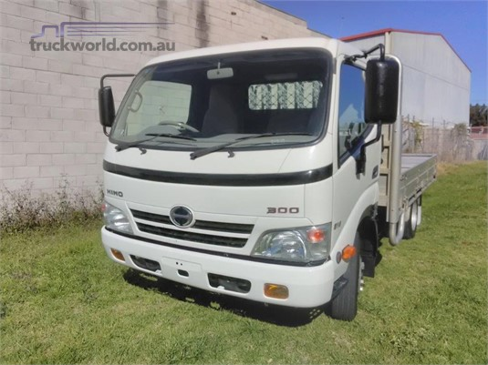 2011 Hino 300 Series 616 TradeAce Hills Truck Sales - Trucks for Sale