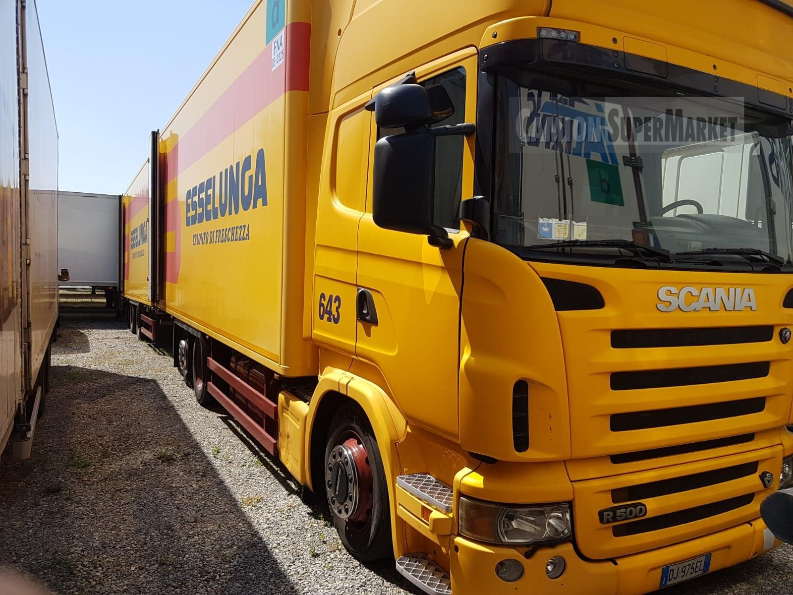Scania R500 Second-hand