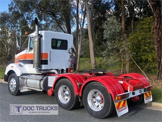 2006 Kenworth T404SAR DOC Trucks - Trucks for Sale