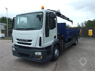 Used IVECO Crane Trucks for sale in Ireland - 26 Listings