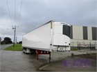 2014 Maxi Cube Refrigerated Trailer Refrigerated Pantech Trailers