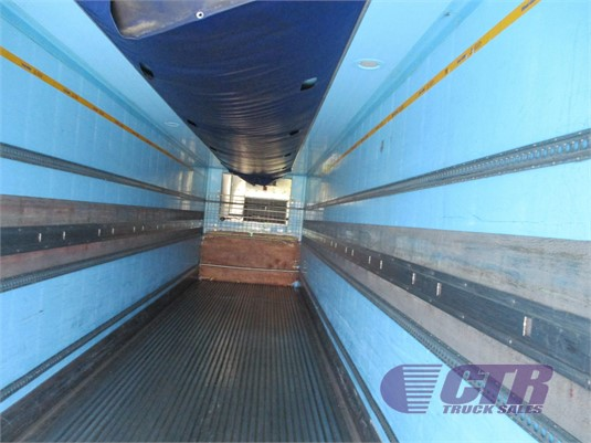2014 Maxi Cube Refrigerated Trailer CTR Truck Sales - Trailers for Sale