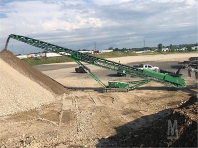 MCCLOSKEY Conveyor / Feeder / Stacker Aggregate Equipment