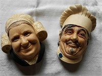 Bossons Bretonne Lady & Chef