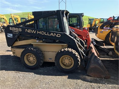 NEW HOLLAND LX865 For Sale - 6 Listings | MachineryTrader