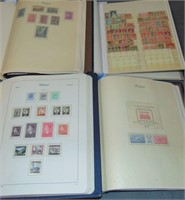 Stamps and Coins From Various Estates