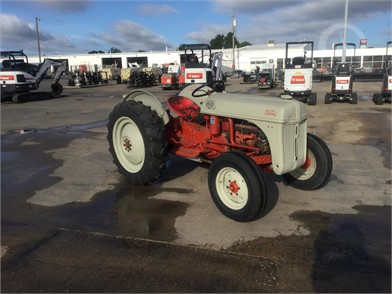FORD Tractors Online Auctions - 16 Listings | AuctionTime