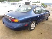 (DMV) 1996 Ford Taurus Sedan
