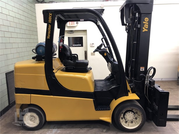 YALE GLC100 Lifts For Sale - 11 Listings | LiftsToday com