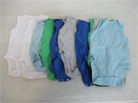 Carter's 3-9 Months Baby 8-Pack Short-Sleeve