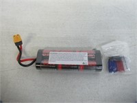 Venom 7.2v 5000mAh 6-Cell NiMH Battery with
