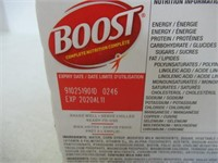 BOOST High Protein Vanilla Meal Replacement Drink,