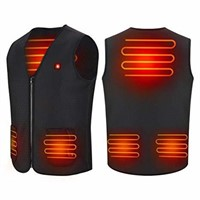 Lightweight USB Heated Vest, Electric 5V Heated