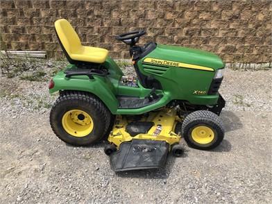 JOHN DEERE X740 For Sale - 31 Listings | TractorHouse com