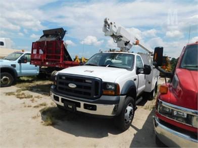 ALTEC Bucket Trucks / Service Trucks For Sale - 514 Listings