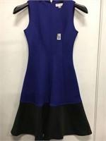 CALVIN KLEIN WOMENS DRESS SIZE 2