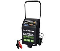 CEN-TECH 6/12V AUTOMATIC BATTERY CHARGER