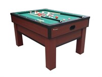 ATOMIC G02251AW CLASSIC BUMPER POOL TABLE