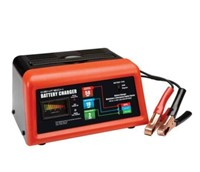 CENTECH 12 VOLT BATTERY CHARGER