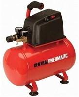 CENTRAL PNEUMATIC 3 GAL AIR COMPRESSOR