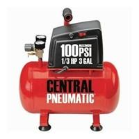 CENTRAL PNEUMATIC 100 PSI AIR COMPRESSOR