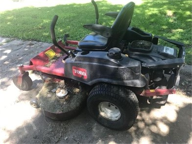 TORO Zero Turn Lawn Mowers Online Auctions - 2 Listings