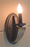 KENROY HOME 1 LIGHT SCONCE