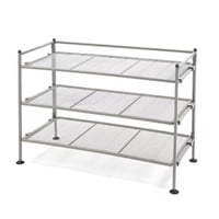 HOME COMPLETE 3 TIER SHOE RACK