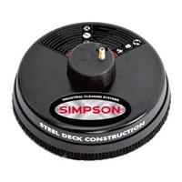"""SIMPSON PRESSURE 15"""" SURFACE CLEANER"""