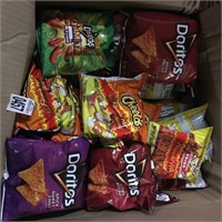 38 PCS ASSORTED CHIPS